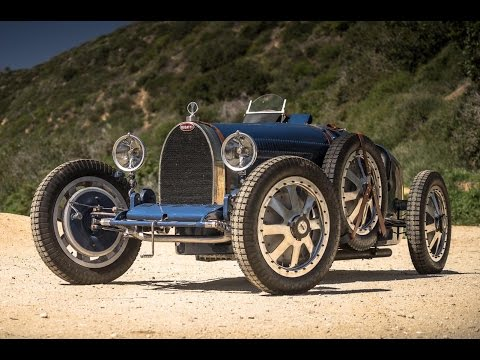 1927 Bugatti Type 35 Grand Prix Racer by PurSang - One Take