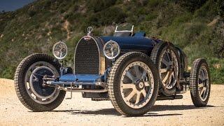 1927 Bugatti Type 35 Grand Prix Racer by PurSang - One Take