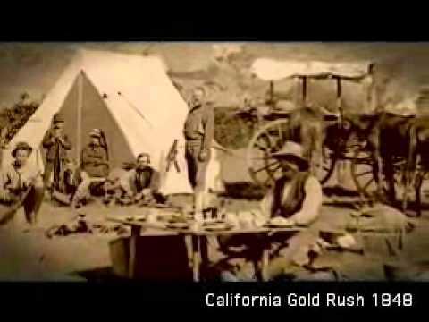 Gold RushMining Camps