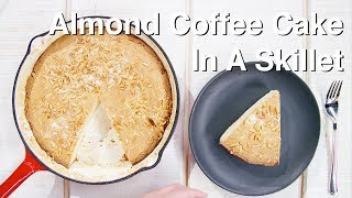 Almond Coffee Cake Recipe - Le Gourmet Tv 4k