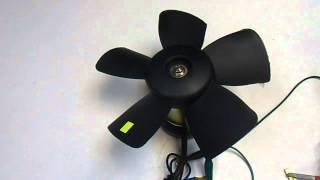 Блок управления  электро вентилятором отопителя