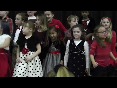 Green Hills School Wnter Concert Dec 13, 2017 Andover