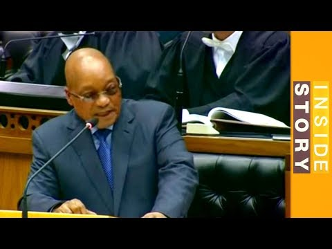 Inside Story - Is Jacob Zuma turning South Africa into a