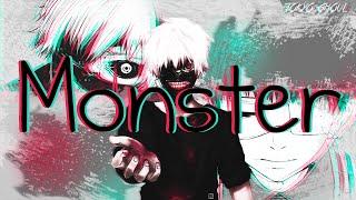 Nightcore - Monster (He's a Monster)