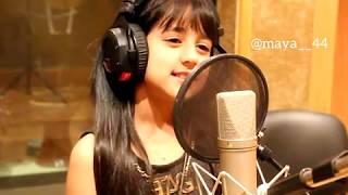 مايا بخش - هلا بريحة هلي - اجمل مقطع اغنية خليجية 2016