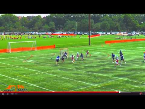 Billy Curtis 2015 lacrosse highlights Short Video