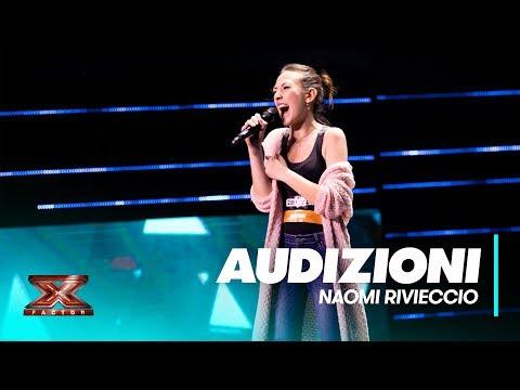 Naomi Rivieccio, un soprano che canta Bang Bang | Audizioni 3