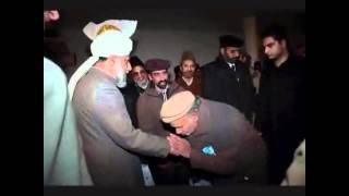 Mann konvertiert zum wahren Islam im Live Fernsehen MTA -- Muslim Television Ahmadiyya