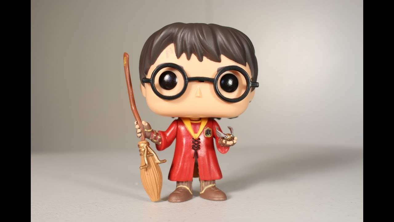 05603679bf2 QUIDDITCH HARRY POTTER Funko Pop review - YouTube