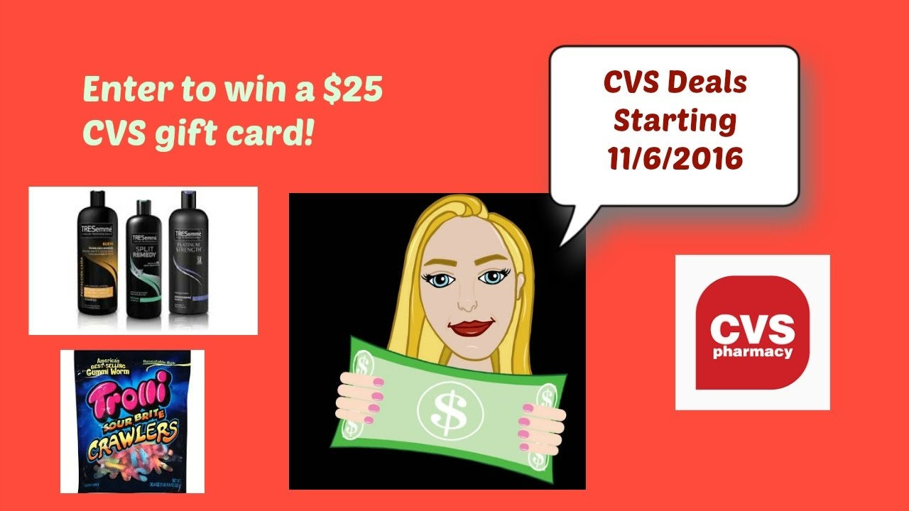 Cvs Gift Card Deals 11 27