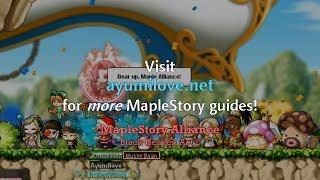 Ayumilove MapleStory Black Heaven Act 2 Storyline