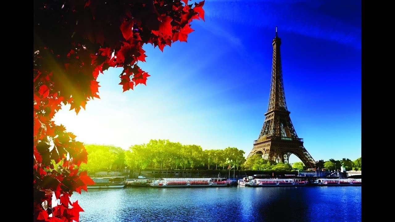 París Hermosas Imágenes De La Torre Eiffel Francia Hd