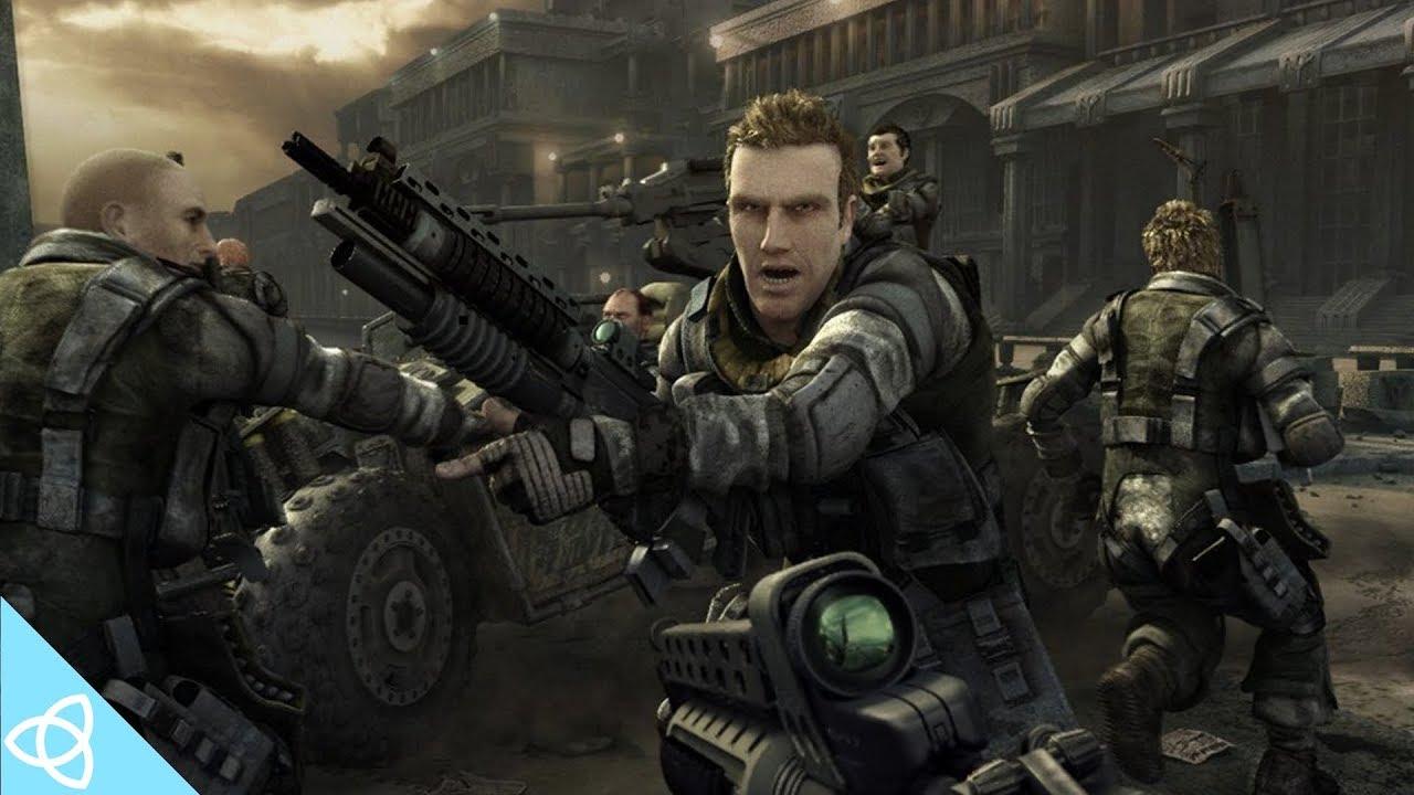 Killzone 2 original game play trailer casino kc