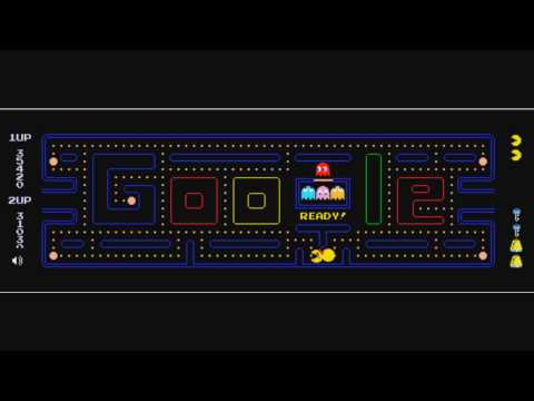 PacMan Google Multiplayer ~Over 100.000 Points~ With Funny Samples(30th Anniversary Special)#Part 2