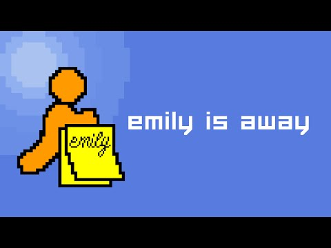INSTANT MESSENGER SIMULATOR? | Emily Is Away #1