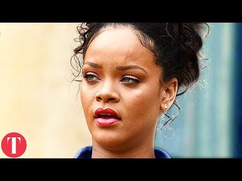 There's Something Strange Happening with Rihanna
