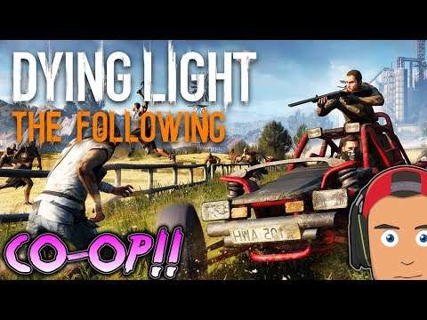 DYING LIGHT: THE FOLLOWING!!🔪| PART 1 | 1080P | INTERACTIVE STREAMER!!