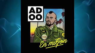 Adoo - En miljon (Lyric Video)