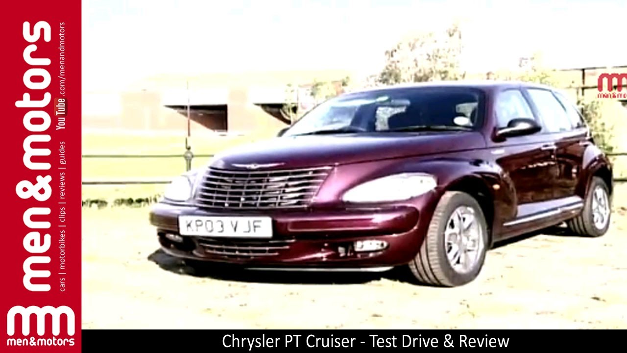 Chrysler PT Cruiser - Test Drive & Review - YouTube on chrysler 300m, chrysler concorde, chrysler lebaron, chrysler convertible, chrysler pacifica, chrysler crossfire, chrysler town and country, custom cruiser, chrysler retro, chrysler cars, chrysler bravada, chrysler patriot, chrysler lhs, chrysler hhr, chrysler voyager, chrysler sebring, chrysler cirrus, chrysler neon,