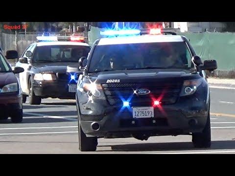 Traffic Collision Response (Santee)