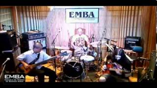 Pronoia - Arachnida (version instrumental) en vivo en la Emba