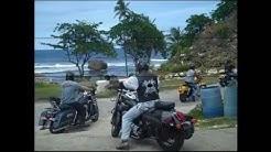 Tridents MC Barbados 2016 at Barbados beaches and Cherry Tree Hill Barbados