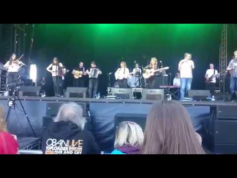 Ceol an Aire & Argyll Ceilidh Trail - OBAN LIVE 2017 (Reels)