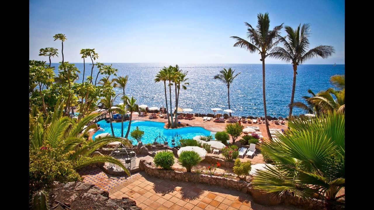 Hotel perla tenerife in puerto de la cruz teneriffa for Aparthotel jardin del mar