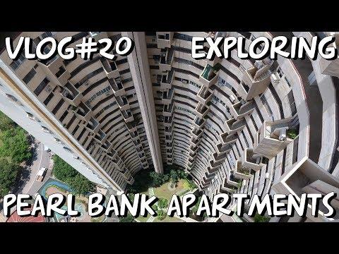Vlog#20 Exploring Pearl Bank Apartments