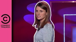 Ellie Taylor's a Posh Drunk | Comedy Central at the Comedy Store