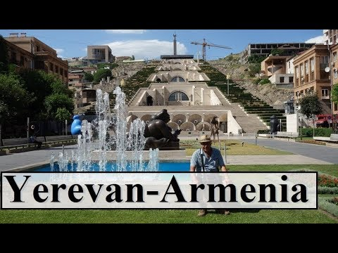 Armenia/Yerevan (Cascade Complex/Cafesjian Center) Part 13