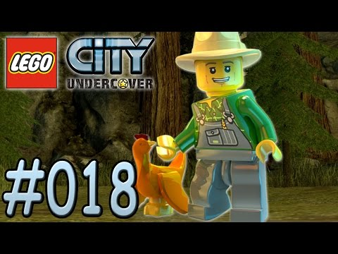 LEGO CITY UNDERCOVER PS4 PART 18 - CHASE DER BAUER | Let´s Play Lego City Undercover Deutsch