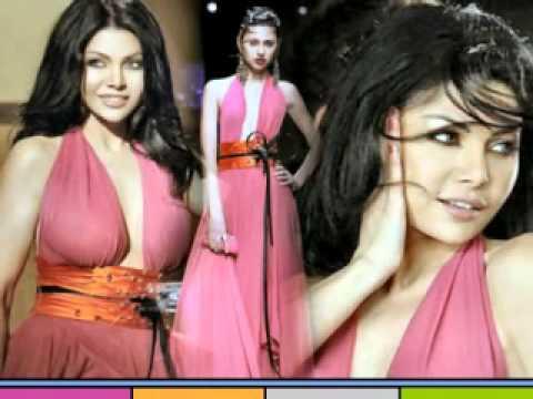 Haifa Wehbe dressed by Nicolas Jebran