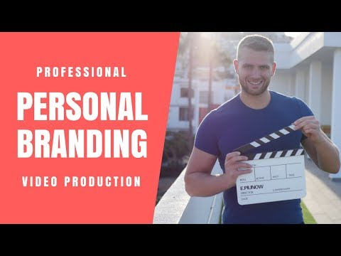 PERSONAL BRANDING Video Production / Fitness Lifestyle Videos