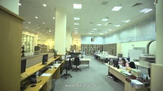 Интервью с директором библиотеки Назарбаев университета Алией Серсембиновой - анонс Dixinews.kz