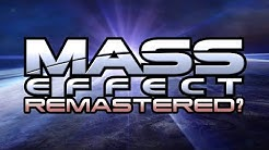 Mass Effect Remaster may be on it's way!