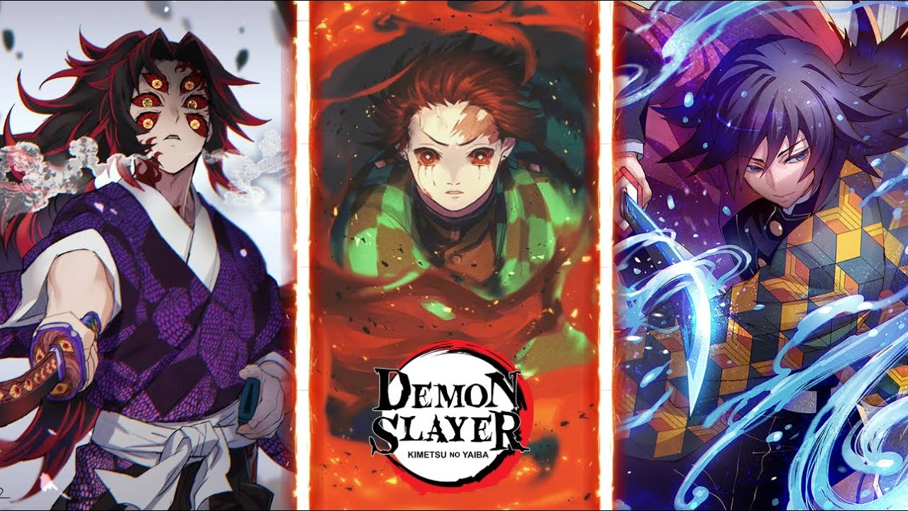 EPIC! Top 30 Strongest Demon Slayer Characters {Series Finale} - YouTube
