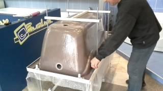 видео Установка ванны на кирпичи - пошаговое руководство для работ » Аква-Ремонт