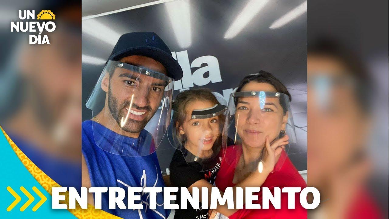Toni Costa practica magnetoterapia tras su lesión de pie | Un Nuevo Día | Telemundo