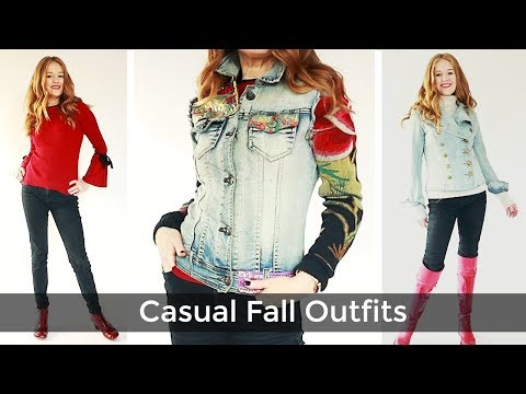 Fall casual outfit ideas for women over 40 - holiday style made easy