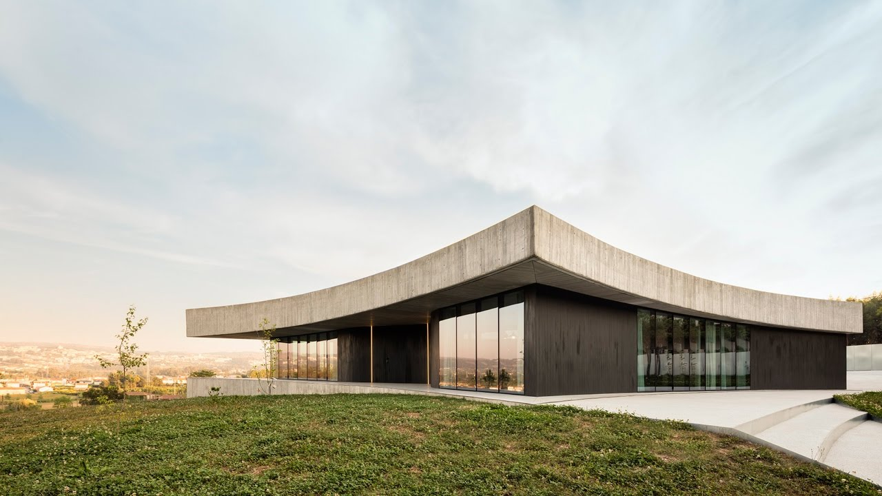 Building A Concrete House Youtube