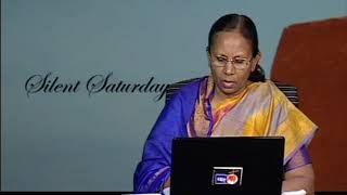 Siluvachalu by Sister shanthi sudhakar! #rakshanatv