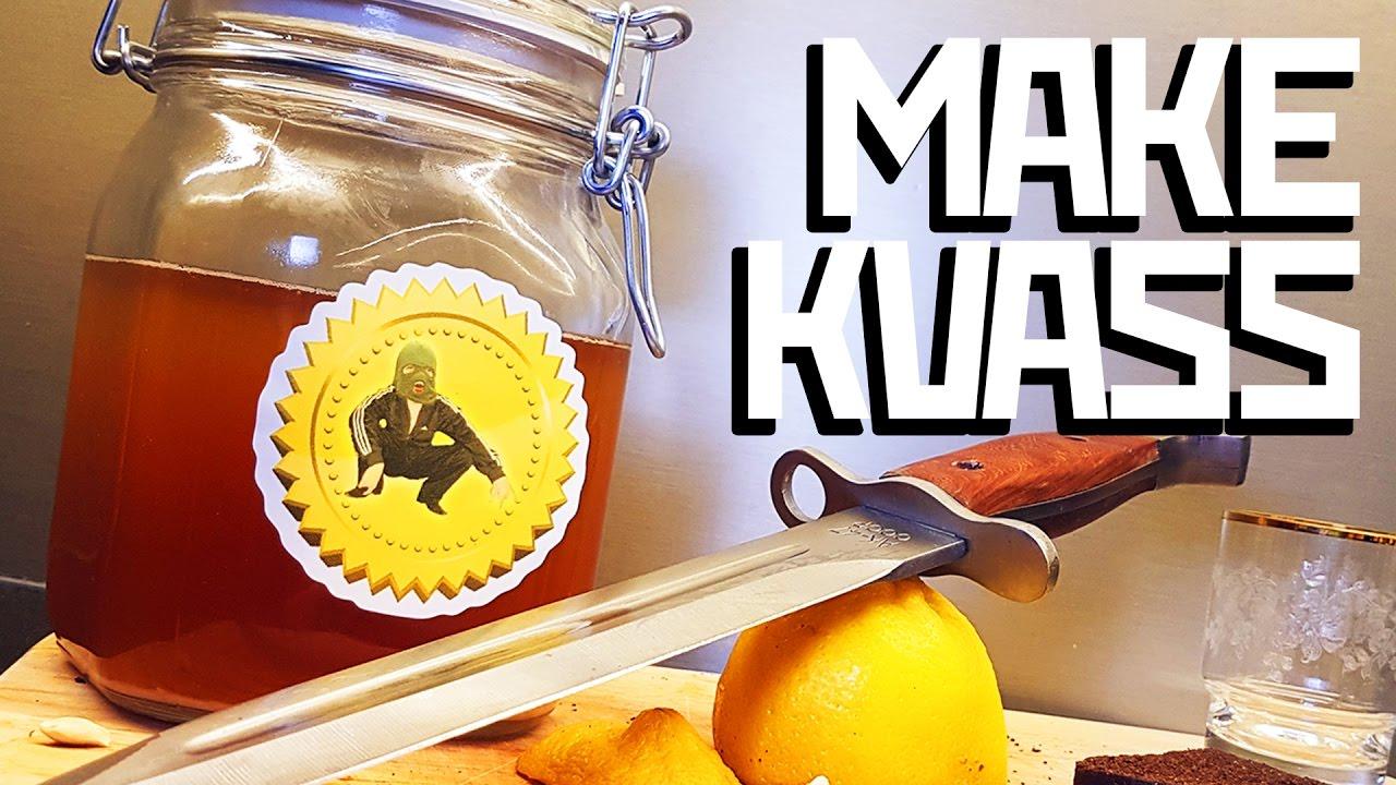 How to make kvass 18