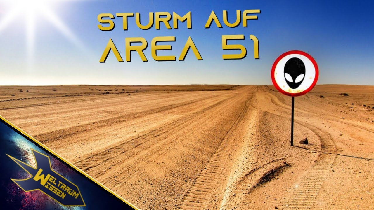 Sturm Auf Area Fifty One