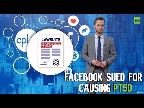 'You see death every day': Ex-Facebook content moderator sues tech giant for PTSD