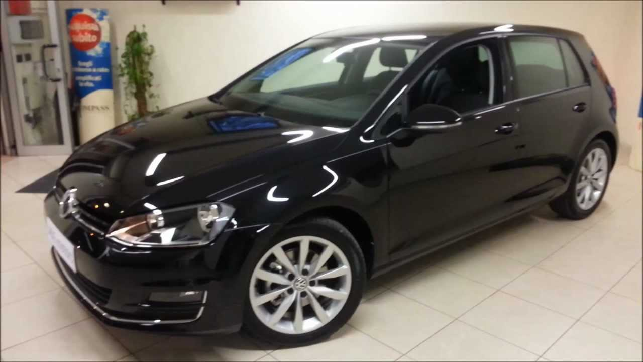 vw golf 7 tdi higline bmt a g motors youtube. Black Bedroom Furniture Sets. Home Design Ideas