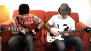 Download Zacky Vengeance & Synyster Gates On Guitar Tv MP3 song and Music Video