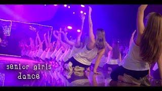Radnor's LM Pep Rally 2016: Senior Girls Dance