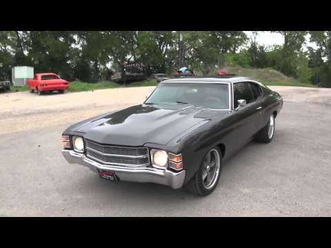 1971 Chevelle 350 Auto Ac 1994 Youtube