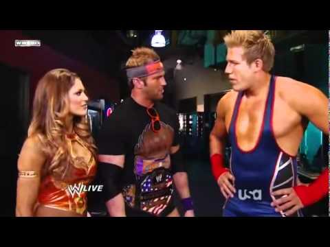 WWE Monday Night Raw 02 01 12 en español latino HQ